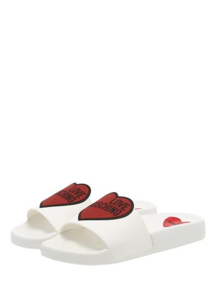LOVE MOSCHINO Schuhe, Farbe: WEISS (Bild 1)