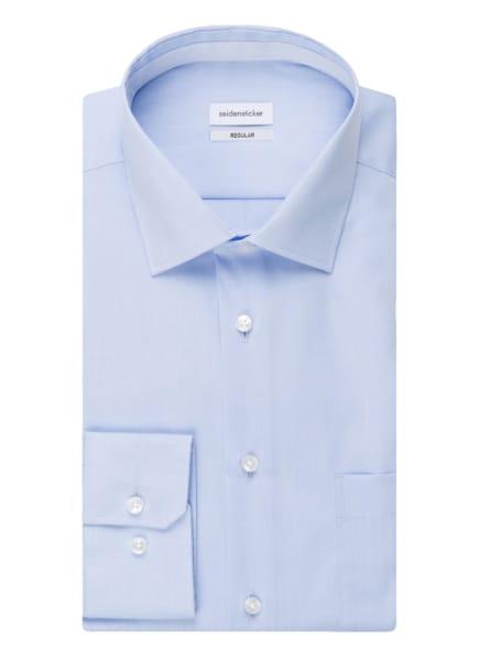 seidensticker Hemd Regular Fit, Farbe: HELLBLAU (Bild 1)