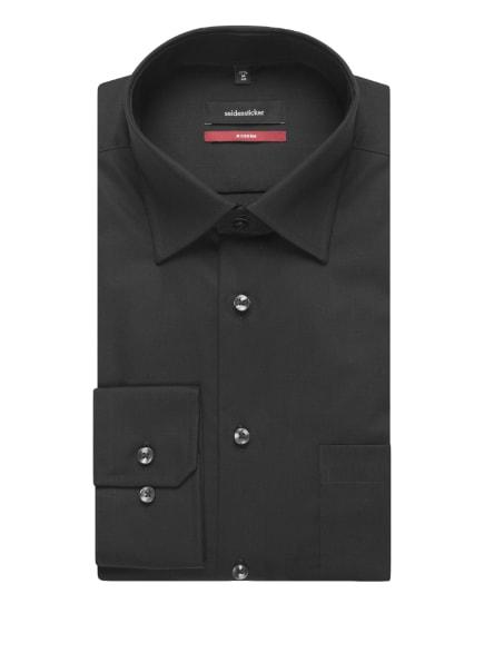 seidensticker Hemd Regular Fit, Farbe: SCHWARZ (Bild 1)