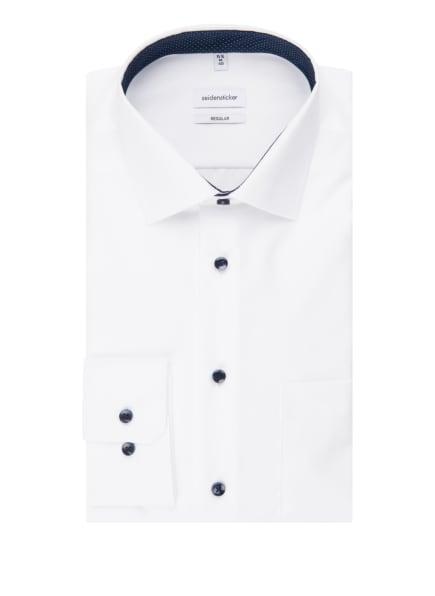 seidensticker Hemd Regular Fit, Farbe: WEISS (Bild 1)