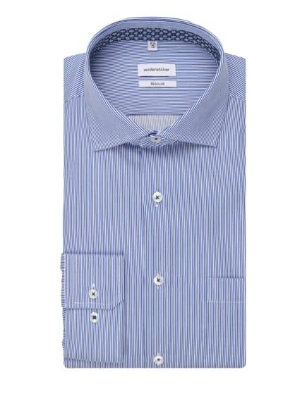 seidensticker Hemd Regular Fit, Farbe: BLAU (Bild 1)