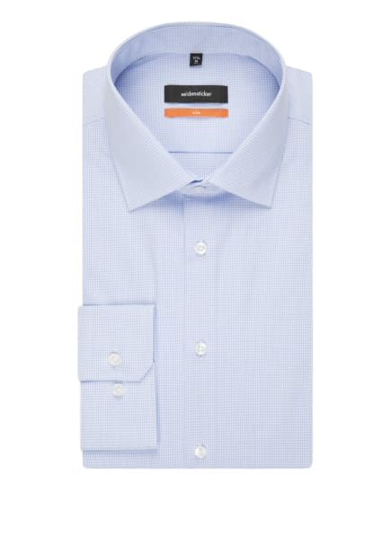 seidensticker Hemd Slim Fit, Farbe: HELLBLAU (Bild 1)