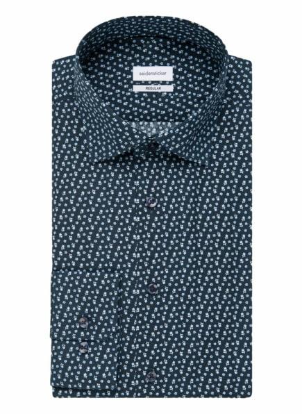 seidensticker Hemd Regular Fit, Farbe: DUNKELBLAU (Bild 1)