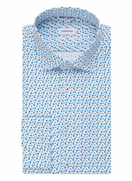 seidensticker Hemd Slim Fit, Farbe: TÜRKIS (Bild 1)