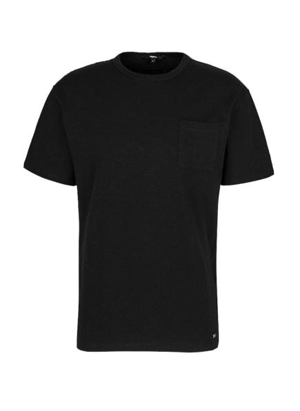 tigha T-Shirt ALMOS Regular Fit, Farbe: SCHWARZ (Bild 1)