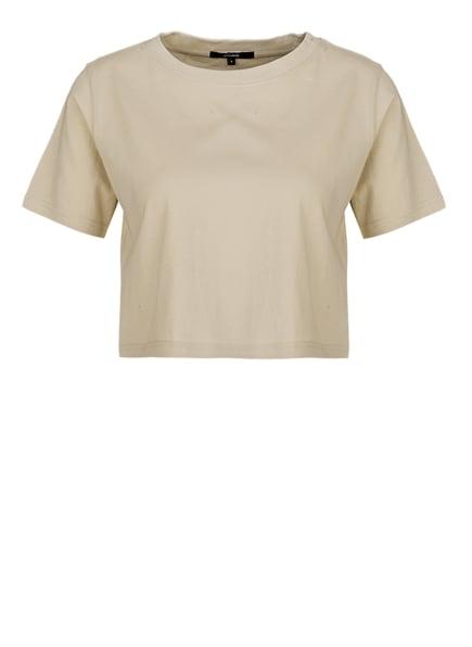 tigha Cropped T-Shirt TANNIE CROPPED 21031 Regular Fit, Farbe: BEIGE (Bild 1)