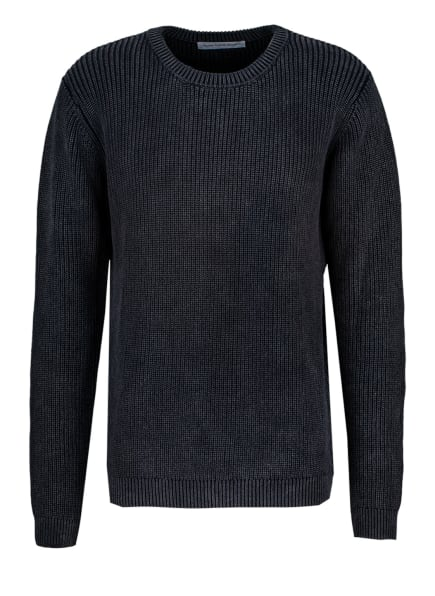 YOUNG POETS SOCIETY Strickpullover JANNY LOOSE 214 Regular Fit, Farbe: SCHWARZ (Bild 1)