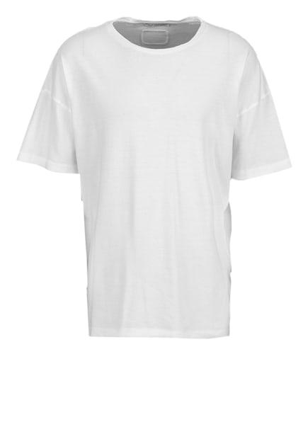 YOUNG POETS SOCIETY Printshirt HYPNOTIZE ARNE 214 Oversize Fit, Farbe: WEISS (Bild 1)