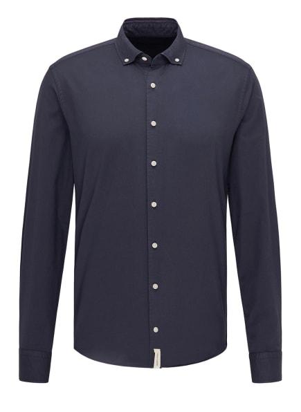 BALDESSARINI Organic Pima Cotton Hemd BRAD, Farbe: SCHWARZ (Bild 1)