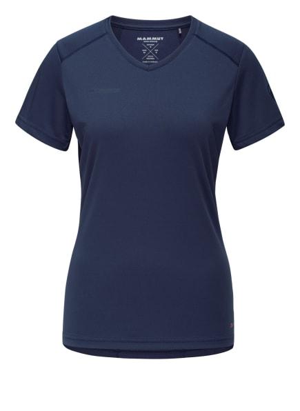 MAMMUT T-Shirt SERTIG, Farbe: BLAU (Bild 1)