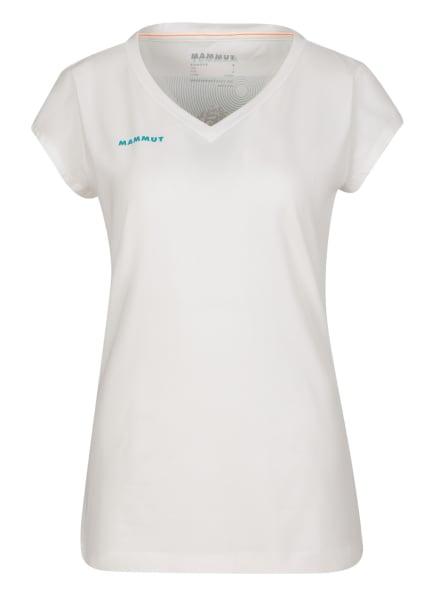 MAMMUT T-Shirt MASSONE, Farbe: WEISS (Bild 1)