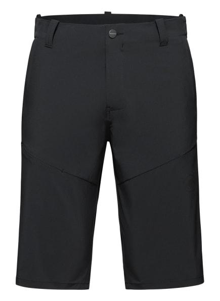 MAMMUT Shorts RUNBOLD, Farbe: SCHWARZ (Bild 1)