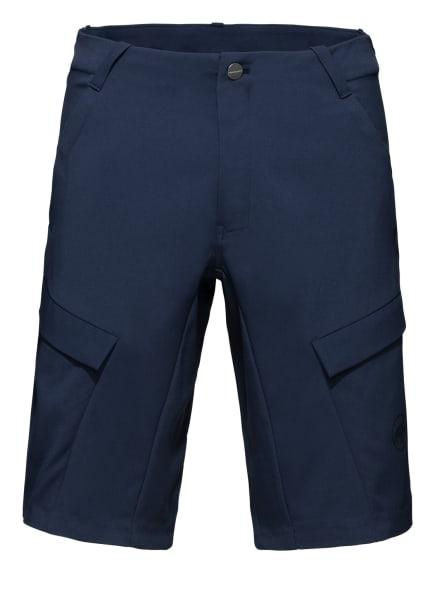 MAMMUT Shorts ZINAL, Farbe: BLAU (Bild 1)