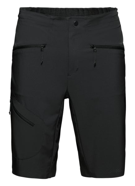 MAMMUT Shorts SERTIG, Farbe: SCHWARZ (Bild 1)