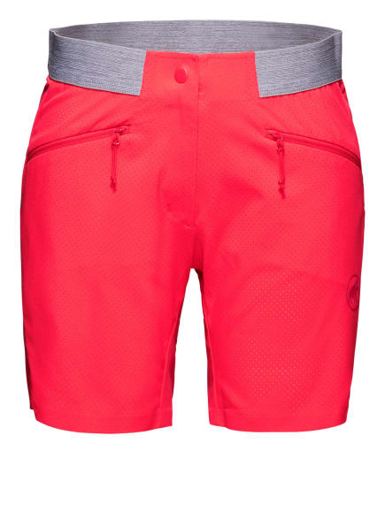 MAMMUT Shorts SERTIG, Farbe: ROT (Bild 1)