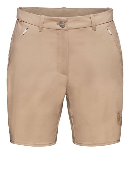 MAMMUT Shorts HIKING, Farbe: BEIGE/ BRAUN/ CAMEL (Bild 1)