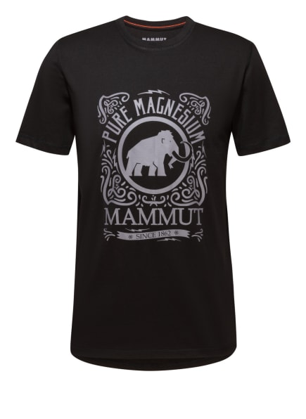MAMMUT T-Shirt SLOPER, Farbe: SCHWARZ (Bild 1)