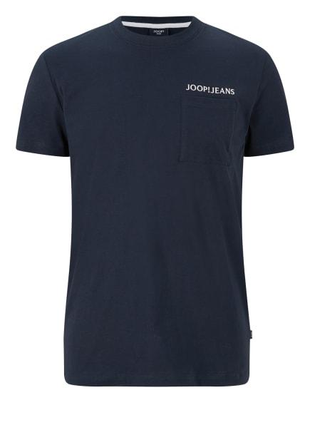 JOOP! JEANS T-Shirt AJAS, Farbe: HELLBLAU/ DUNKELBLAU (Bild 1)