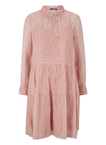 JOOP! Kleid DALIKA, Farbe: ROSÉ/ WEISS (Bild 1)