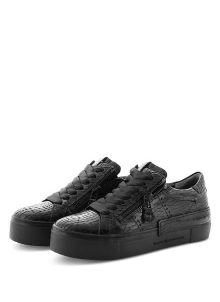 KENNEL & SCHMENGER Sneaker SONIC, Farbe: SCHWARZ (Bild 1)