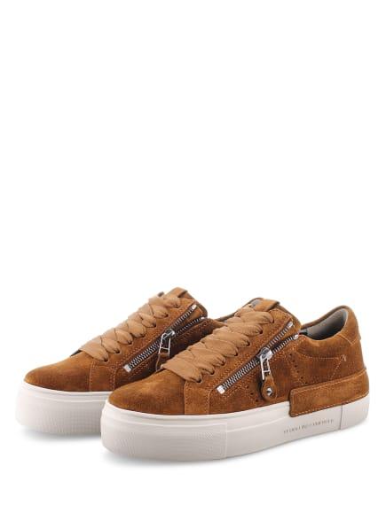 KENNEL & SCHMENGER Sneaker SONIC, Farbe: BRAUN (Bild 1)