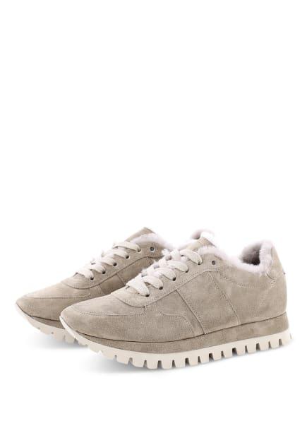 KENNEL & SCHMENGER Sneaker FLOW, Farbe: BEIGE (Bild 1)