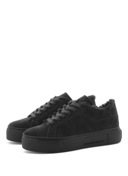 KENNEL & SCHMENGER Sneaker BIG, Farbe: SCHWARZ (Bild 1)