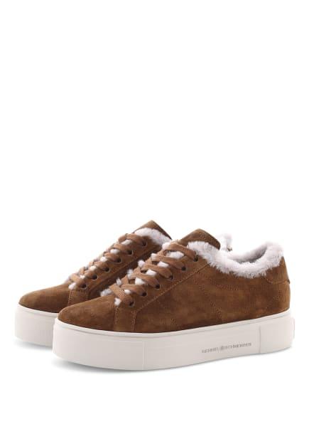 KENNEL & SCHMENGER Sneaker BIG, Farbe: BRAUN (Bild 1)