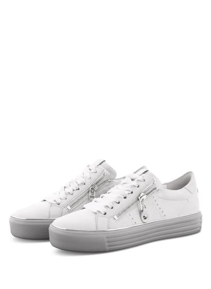 KENNEL & SCHMENGER Sneaker UP, Farbe: HELLGRAU (Bild 1)