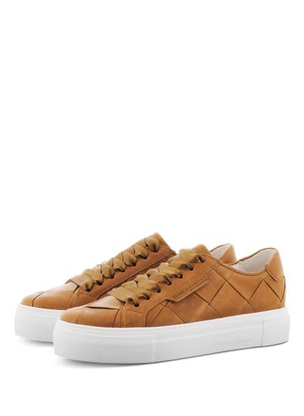 KENNEL & SCHMENGER Sneaker BIG, Farbe: COGNAC (Bild 1)