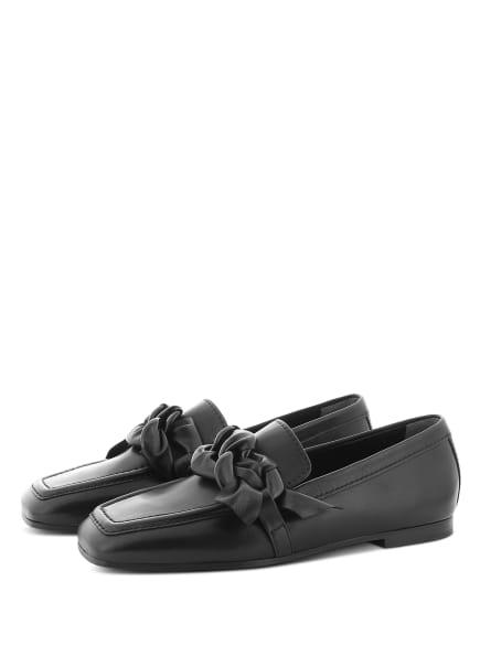 KENNEL & SCHMENGER Loafer CARO, Farbe: SCHWARZ (Bild 1)