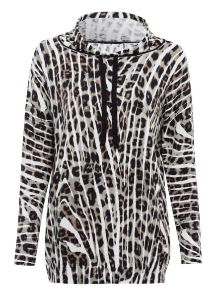 MARC AUREL Pullover, Farbe: DUNKELGRÜN (Bild 1)