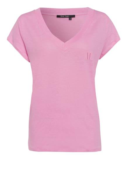 MARC AUREL Leinenshirt, Farbe: PINK (Bild 1)