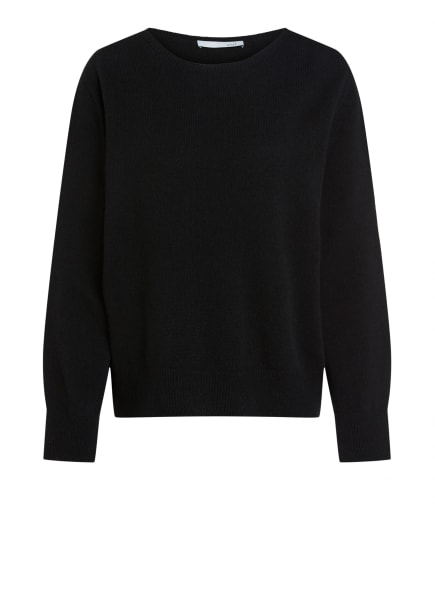 oui Pullover, Farbe: SCHWARZ (Bild 1)