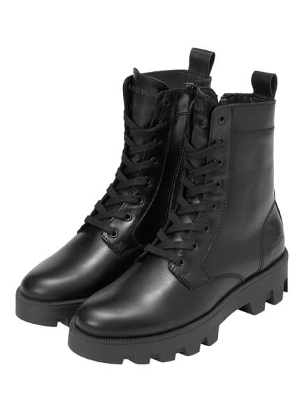 Marc O'Polo Chelsea Boots, Farbe: SCHWARZ (Bild 1)