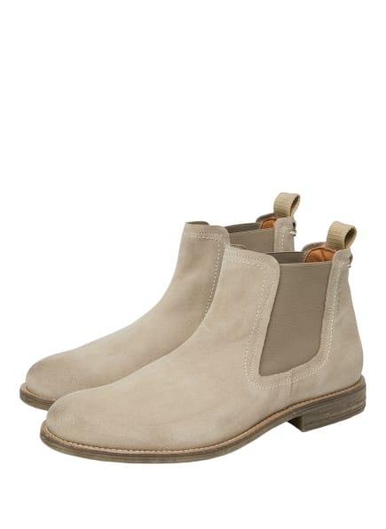 Marc O'Polo Chelsea Boots, Farbe: BEIGE (Bild 1)