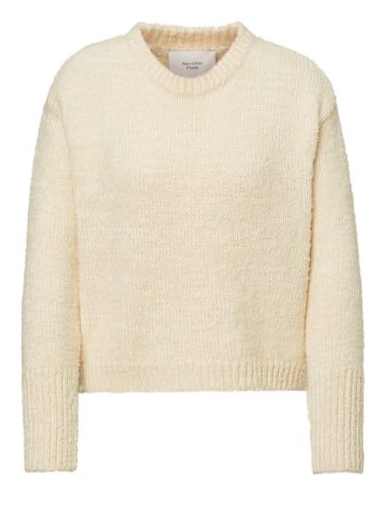 Marc O'Polo Pure Pullover, Farbe: WEISS (Bild 1)