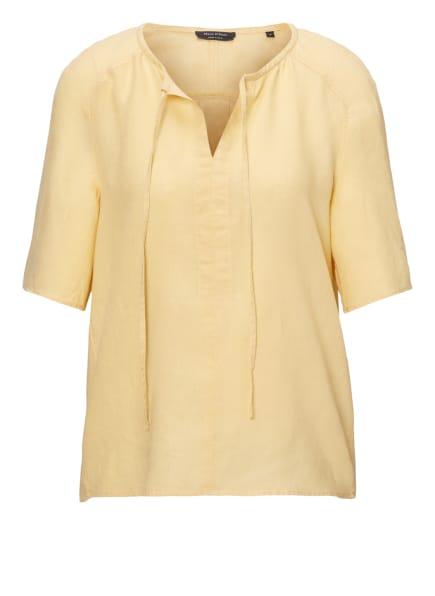 Marc O'Polo Bluse, Farbe: GELB (Bild 1)