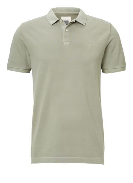 Marc O'Polo Poloshirt, Farbe: GRÜN (Bild 1)