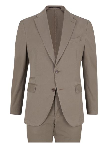 windsor. Anzug Shaped Fit, Farbe: TAUPE (Bild 1)