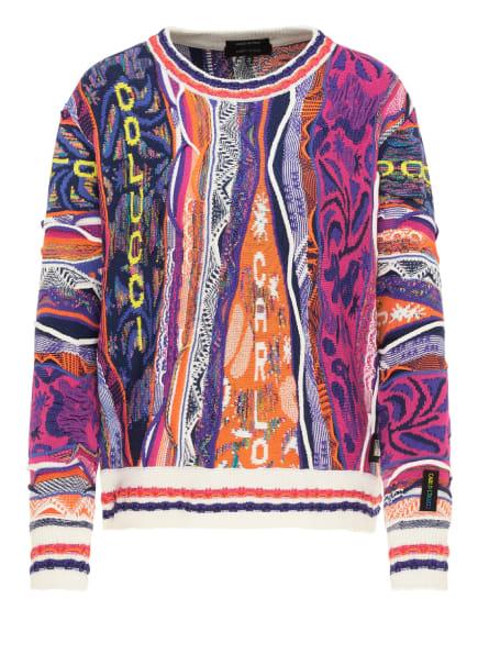 CARLO COLUCCI Pullover CLARA, Farbe: WEISS (Bild 1)