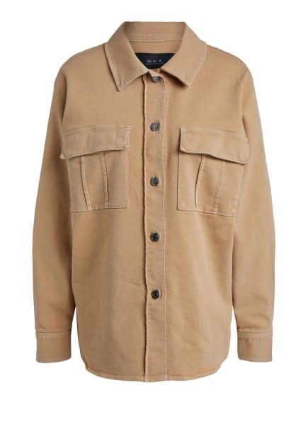 SET Bluse, Farbe: BEIGE (Bild 1)
