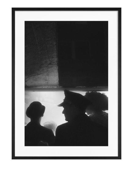 DEMOCRATIC GALLERY Poster FAST WIE EIN FILM, Farbe: SCHWARZ (Bild 1)