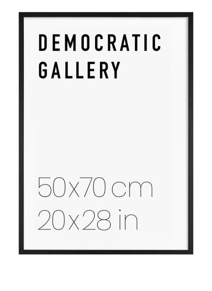 DEMOCRATIC GALLERY Holzrahmen HERGESTELLT IN SCHWEDEN, Farbe: SCHWARZ (Bild 1)