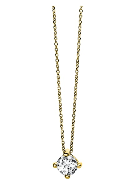 DIAMOND GROUP Collier, Farbe: GOLD (Bild 1)