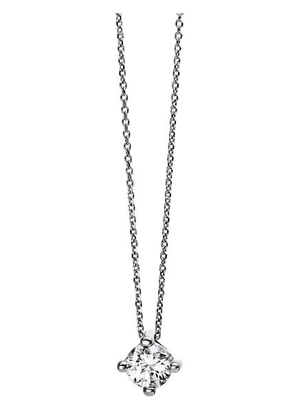 DIAMOND GROUP Collier, Farbe: WEISSGOLD (Bild 1)