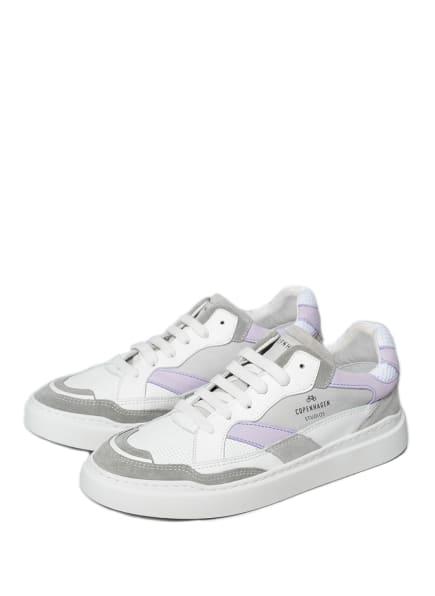 COPENHAGEN Sneaker CPH560, Farbe: WEISS (Bild 1)