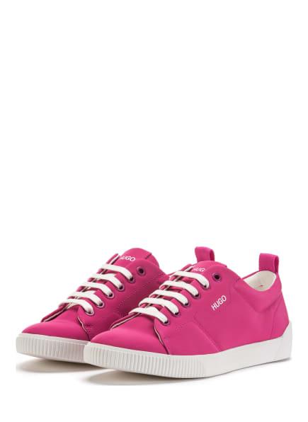 HUGO Sneaker ZERO TENN NYPU, Farbe: PINK (Bild 1)