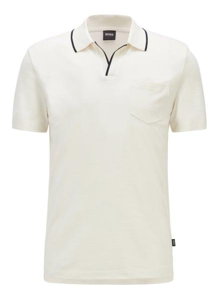 BOSS Poloshirt PYE 10 Regular Fit, Farbe: WEISS (Bild 1)