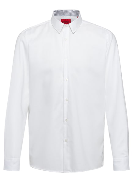 HUGO Hemd VIDAL, Farbe: WEISS (Bild 1)